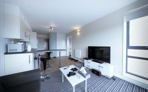 Premium Studio Apartment In Newcastle Shortland Esplanade: Anglia Ruskin University Student Accommodation Cambridge