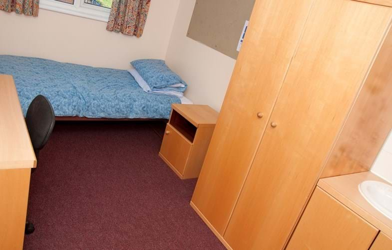 Leicester Waterway Gardens Student Accommodation